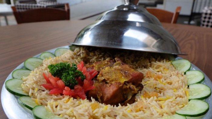 Nasi Mandhi, Kuliner Khas Timur Tengah yang Disuguhkan Raja Salman untuk Jokowi