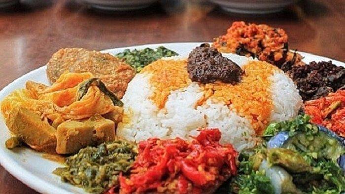Nasi Padang kuliner Indoensia yang melegenda
