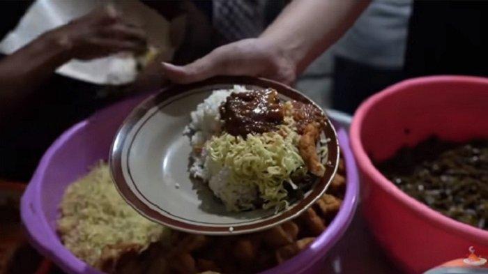 Nasi Penjara Dijual Rp 3 Ribu Seporsi, Pedagang: Untung Sedikit tapi Barokah Naik Haji 2 Kali