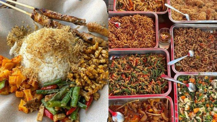5 Tempat Makan di Jogja untuk Sarapan, Pilihan Lauk Nasi Uduk Sate Pejoeang Godean Lengkap dan Murah