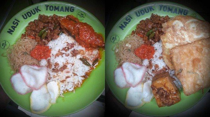 Nasi Uduk Tomang