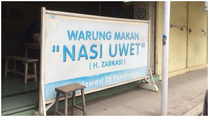 Warung Nasi Uwet H Zarkasi