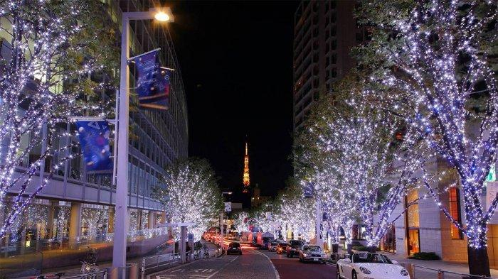 8 Tradisi Perayaan Natal di Jepang, Mulai dari Saksikan Parade Disney hingga Berkencan
