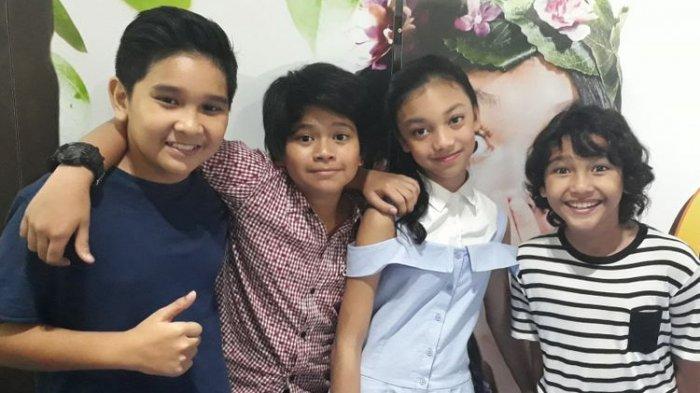 Sudah Tayang di Bioskop, Naura & Genk Juara Ditonton Anak-anak dan Orang Tua