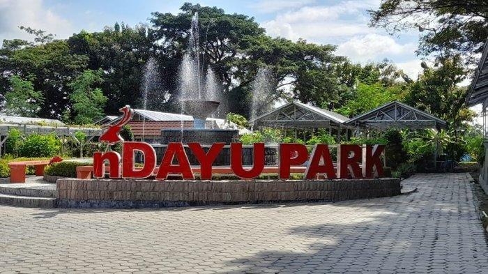 TRAVEL UPDATE: Jelajah Taman Wisata Ndayu Park Sragen untuk Liburan Akhir Pekan
