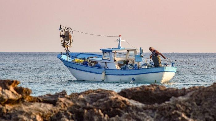 Niat Kumpulkan Kerang, Nelayan Ini Temukan 'Benda Orange' Langka, Ditawar Rp 4,6 Miliar