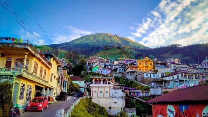 Kabupaten Magelang Masuk Zona Merah, Nepal Van Java Ditutup Sementara