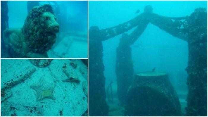 Neptune Memorial Reef, Pemakaman Bawah Laut yang Punya Pemandangan Menakjubkan