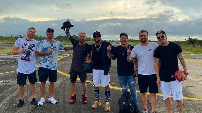 Viral di Medsos, Video Neymar Nikmati Liburan Tahun Baru 2020 di Brasil