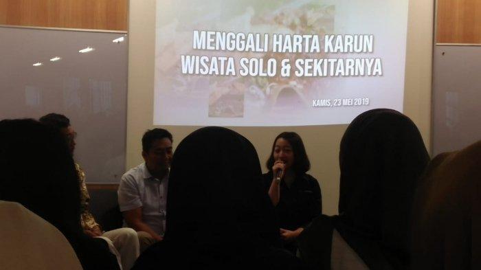 Ngobrol Mewah 'Mepet Sawah' yang Diselenggarakan di Kantor Tribunnews Solo, Kamis (23/5/2019)