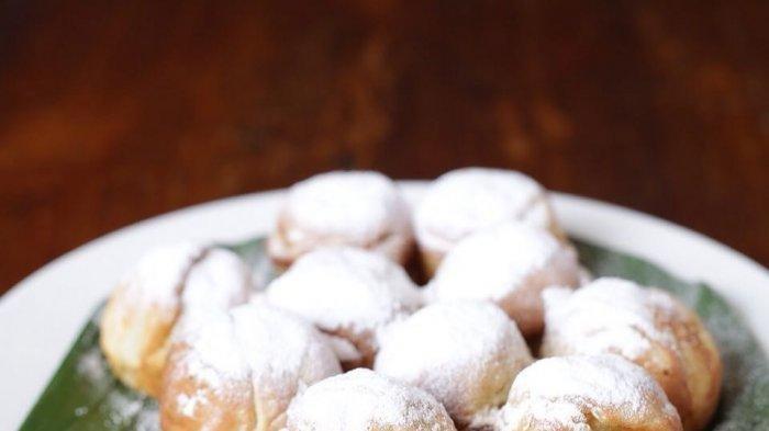 Lembutnya Poffertjes, Pancake Mini Ini Jadi Teman Ngopi di Koffie Batavia Pekanbaru