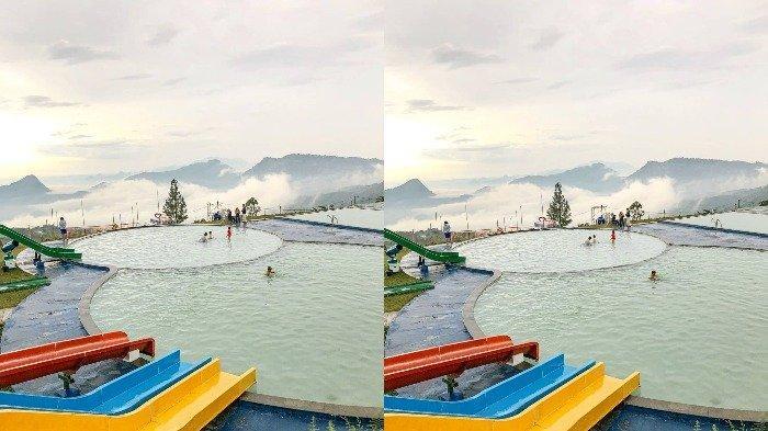 Deretan Wahana Menarik di Nirvana Valley Resort Bogor, Ada Taman Bunga hingga Curug