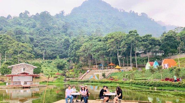 Rute dan Harga Tiket Masuk Nirvana Valley Resort Bogor Terbaru 2021