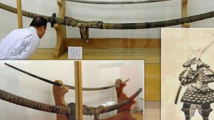 Mengenal Lebih Dekat Norimitsu Odachi, Pedang yang Panjangnya Mencapai 4 Meter, Siapakah Pemiliknya?