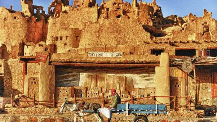 11 Objek Wisata Paling Terisolasi di Dunia, Siwa Oasis Berada di Tengah Gurun Barat