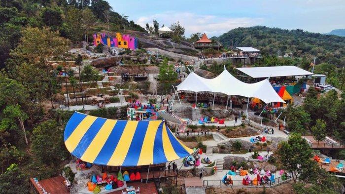 Harga Tiket Masuk, Jam Operasional, dan Rute Menuju Obelix Hills Sleman Terbaru 2021
