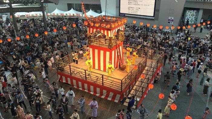 Fakta Unik Obon, Festival Orang Mati di Jepang yang Kental Tradisi