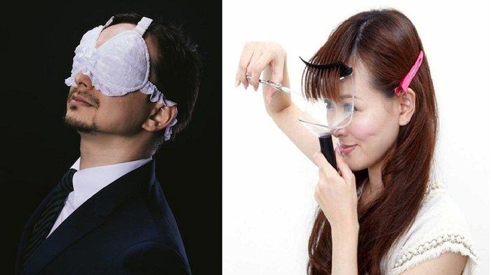 8 Oleh-oleh Aneh dari Jepang, Ada Masker Mata Bra hingga Topi Kipas Angin, Tertarik Membelinya?