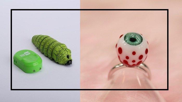Ada yang Bentuknya Mirip Bola Mata, 3 Oleh-oleh Unik dari Jepang Ini Siap Bikin Turis Gemas