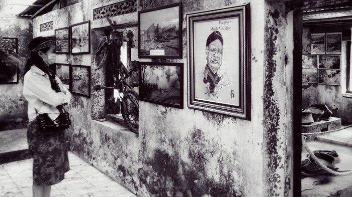 Menyaksikan Peninggalan Pilu Sisa Erupsi Gunung Merapi di Museum Omahku Memoriku