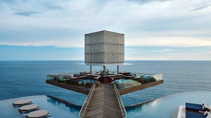 Omnia DayClub, Tempat Nongkrong Baru di Bali yang Hanya Boleh Dimasuki Tamu di Atas 21 Tahun