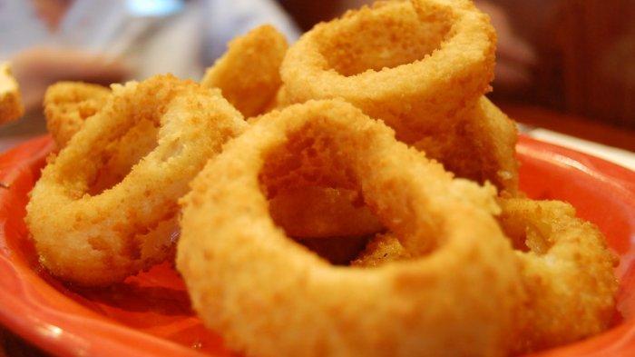 Resep Onion Rings Renyah dan Enak Tanpa Deep Fryer