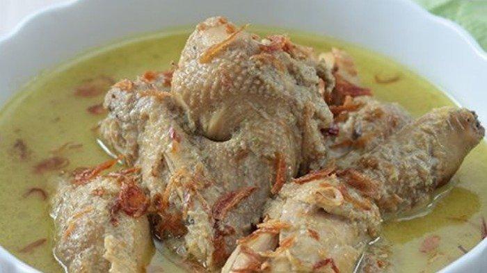 7 Kuliner Khas Indonesia yang Sering Tersaji saat Lebaran, Lezatnya Ketupat dengan Opor Ayam