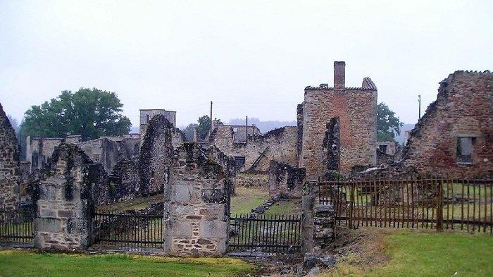 7 Kota Hantu Terbesar di Dunia, Oradour-sur-Glane Punya Masa Lalu yang Mengerikan