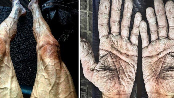 Mampu Bertahan di Suhu Ekstrem hingga Plank 9 Jam Lebih, Ini 5 Potret Orang Terkuat di Dunia