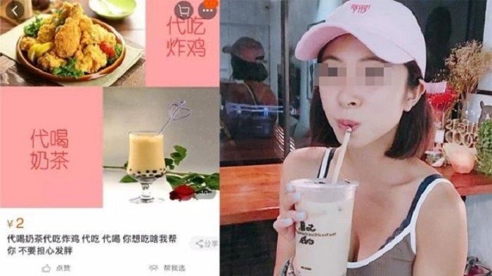 Di China, Seseorang Akan Membayar Orang Asing untuk Memakan Makanan Favoritnya