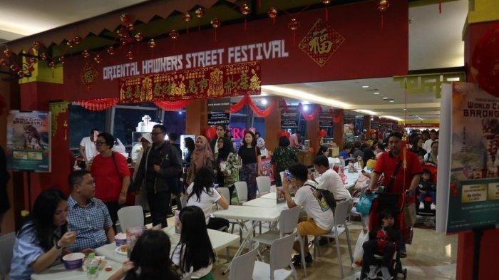Datang ke Pondok Indah Mall, Ada Oriental Street Food Festival di Momen Imlek