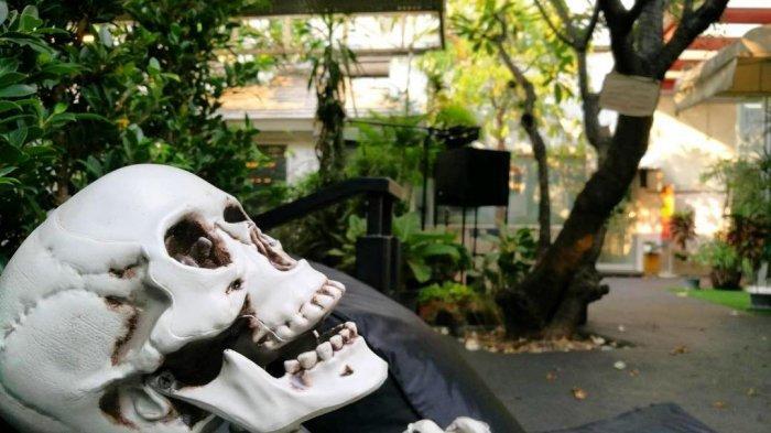 Sempat Sepi, Kafe Bernuansa Kematian di Bangkok Ini Tiba-tiba Ramai Dikunjungi Wisatawan