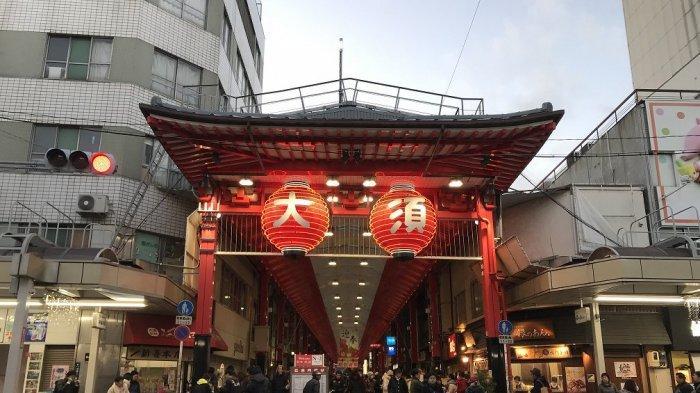 5 Kedai Kaki Lima Paling Populer di Nagoya Jepang