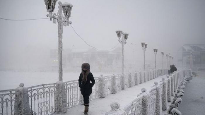 Oymyakon - Begini Kondisi Kota Terdingin di Dunia, Termperaturnya Capai Minus 71 Derajat Celcius