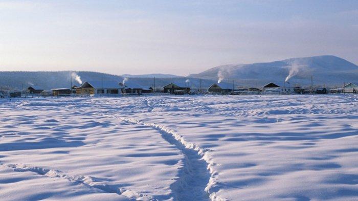 Oymyakon, Siberia, Rusia