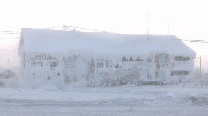 Seperti Apa Rasanya Tinggal di Kota Terdingin di Bumi? Suhu Terendahnya -71 Derajat Celcius