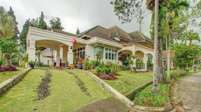 Deretan Hotel Bintang 2 di Cipanas Puncak, Tarif per Malam Mulai Rp 100 Ribuan