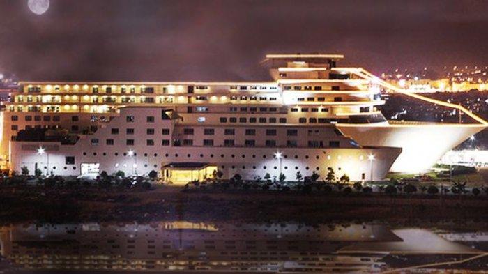 Keren Abis! Hotel Mewah di Batam Ini Berbentuk Kapal Pesiar, Intip Fasilitasnya yang Bikin Ngiler