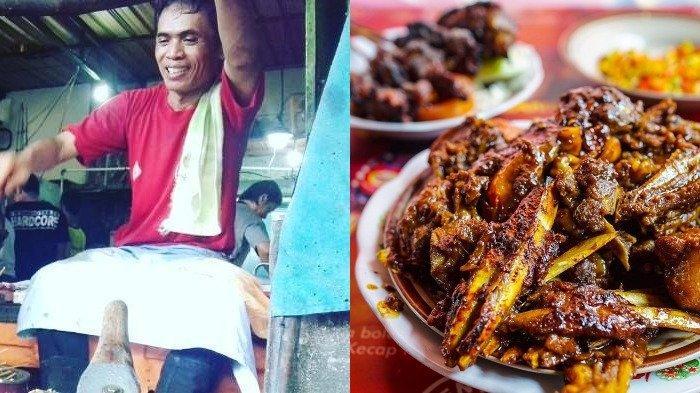 Pendiri Kuliner Legendaris Tengkleng Rica Pak Manto Solo Meninggal Dunia