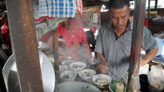 Seporsi Cuma Rp 3.000, Warung Mi Ayam di Klaten Ini Ramai Diserbu Pembeli