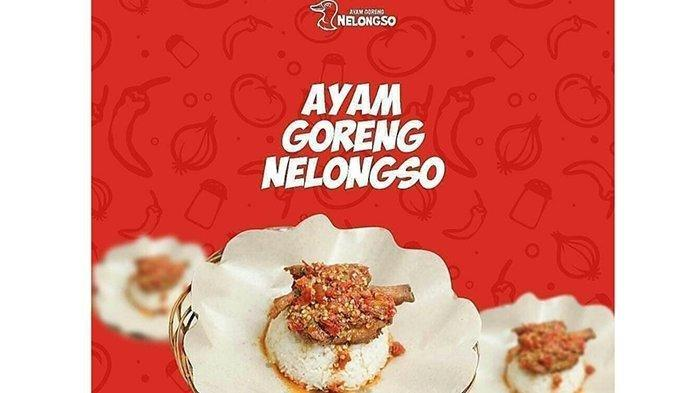 Ayam Goreng Nelangsa di Bali Sajikan Paket Makanan Harga 5 Ribuan