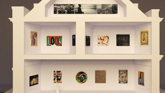 Galeri Ini Akan Pamerkan Mahakarya 34 Seniman dalam Ukuran Mini, Seperti Apa?