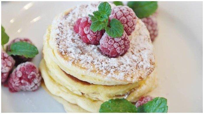 Rekomendasi Menu Buka Puasa - Resep Fluffy Pancakes yang Lembut dan Manis, Cocok untuk Menu Takjil