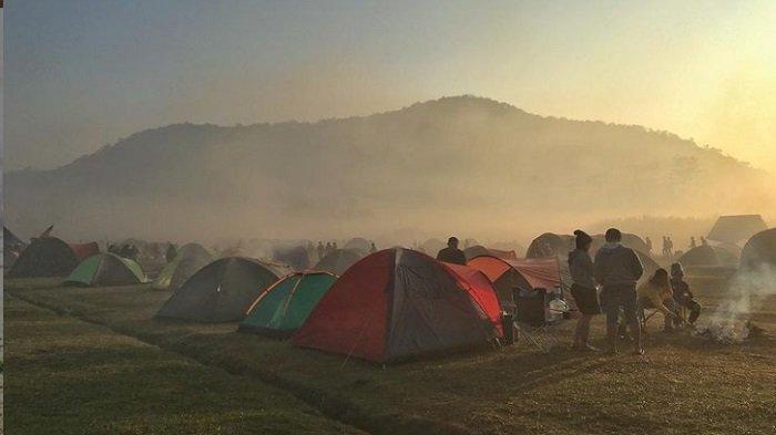 5 Tempat Camping di Bandung untuk Lepas Penat, Udaranya Sejuk dan Pemandangannya Indah