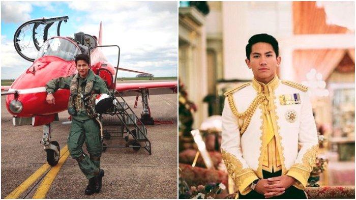 Potret Liburan Pangeran Abdul Mateen, Putra Sultan Brunei yang Hadiri Pelantikan Jokowi-Ma'ruf Amin