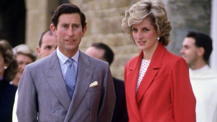 Pangeran Charles dan Putri Diana Spencer