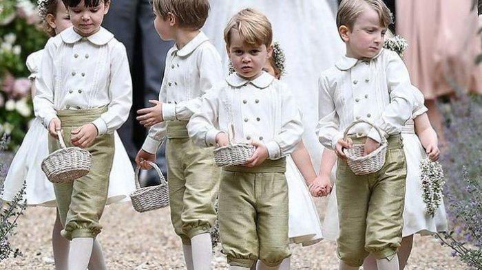 Ilustrasi Pangeran George