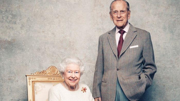 Menikah Selama 71 Tahun, Inikah Rahasia Awetnya Pernikahan Ratu Elizabeth II dan Pangeran Philip?