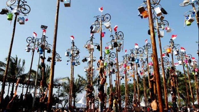 Fakta Kelam di Balik Tradisi Panjat Pinang, Lomba Wajib di Perayaan Kemerdekaan Indonesia