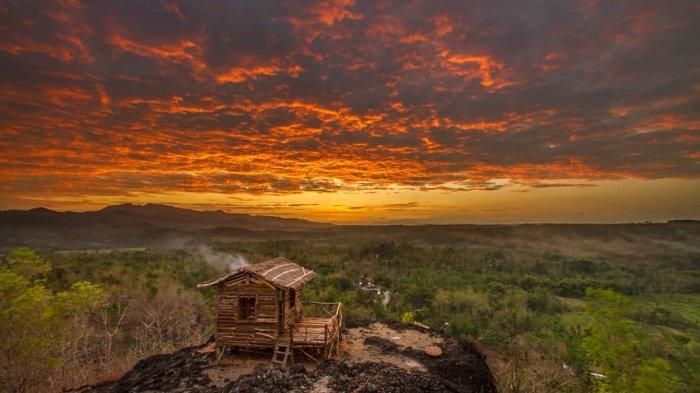 Gunung Ireng, Bukit Kecil di Yogyakarta yang Jadi Spot Terbaik untuk Nikmati Sunrise
